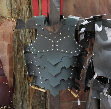 Standard Dark Knight Breastplate by ImperialArmories