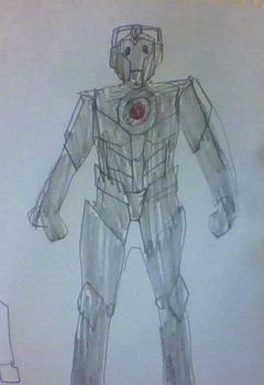 gem infused cyberman by soundbreaker1235