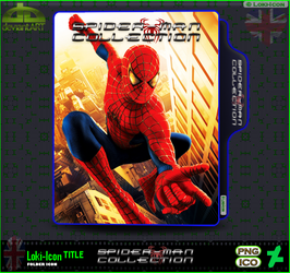 Spider Man Collection1 by Loki-Icon