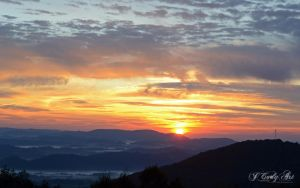 Sunrise in Boone by J-Cody