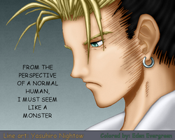 Trigun: Vash's Lament by EdenEvergreen