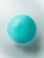 Blue Orb Thing of Thingyness by RN3N