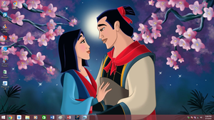 Mulan on SPED's Win8.1 by jcpag2010