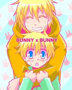Kenny and Butters 07 by sakurapanda