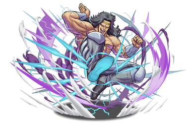 Puzzle and Dragons : Fist Of North Star Amiba by hes6789