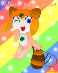 .:RACOON RILULU:. by HOBYGRENOUSSE