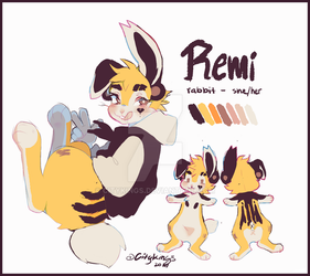 Remi -owned by me by CityKings