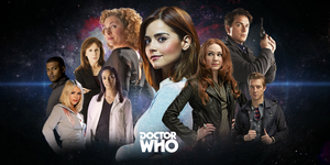 Doctor who Companions 2005-2015 by 10kcooper