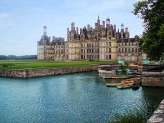 The Castle : Chambord by Ludo61