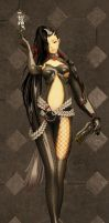 Blade and Soul (Yuran) by h0mez