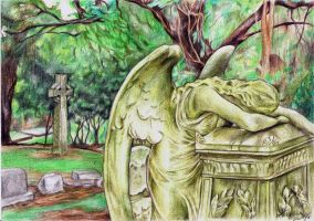 cemetery by isil89