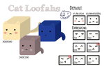 Cat Loofahs [CLOSED] by Lye-chii
