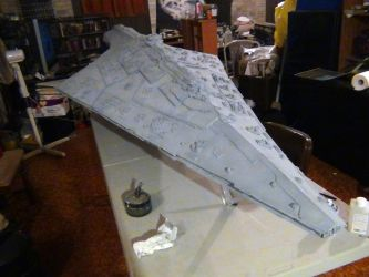Star Destroyer Assertor3 by THE-WHITE-TIGER