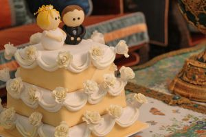 wedding cake... by Vaniraa
