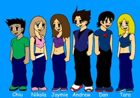 CGA Cast by cgaddicts