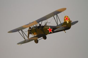 Polikarpov PO2 by SomersetCider