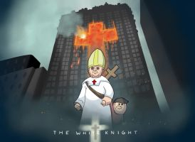 The White Knight by OllieLamontagne