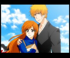 ichihime:Animation? by SONTYOU