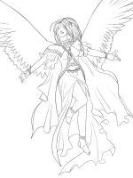 Belldandy by doomDefiant