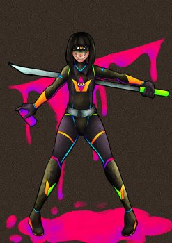 Neon by Quinnsanity-Q