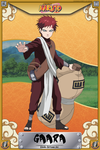 Gaara (Sasuke Retrieval Arc) by meshugene89