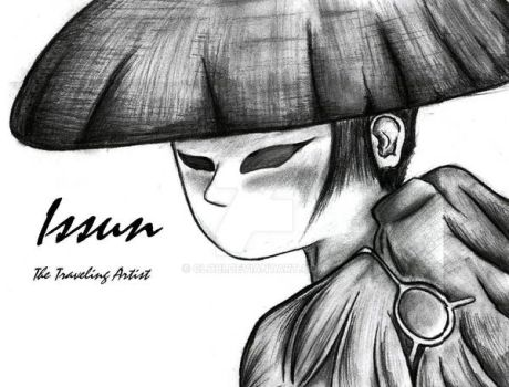 Issun, the brave little Poncle by clobi
