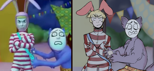 (popee screenshot redraw) Unamused by Crummy-Juncture