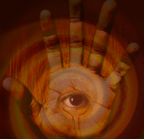 An Eye In The Hand... by AntonChanning