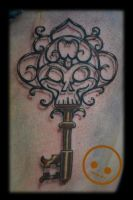 Skeleton Key by Omedon