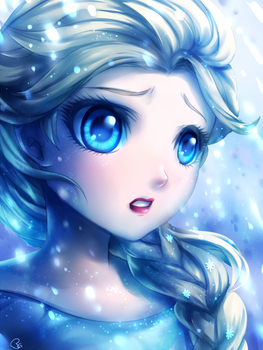 Frozen by KagomesArrow77