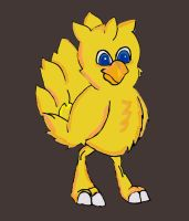 chocobo by tawnie8376