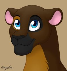 R - Daza Headshot by Gryndra