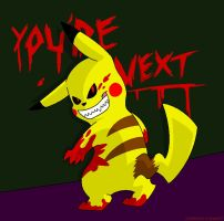 Pikachu Loves You. by DrUmMeR-GuY