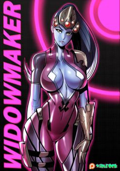 Widowmaker by Xamrock-ART