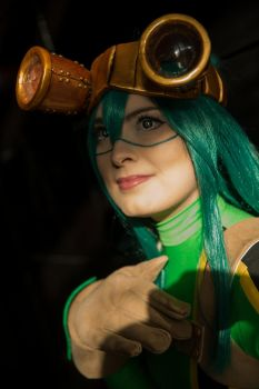 Froppy goggles by Rinaca-Cosplay