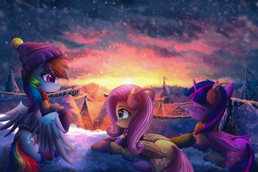 Winter Is Coming by Atlas-66