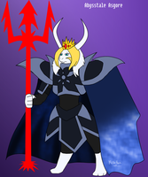 Abyss Asgore redesign 2017 by Meta-Kaz