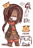 (OPEN) False King OTA by hawkbabble