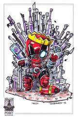 Deadpool by Dve6