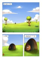 Once upon a hole p1 by forkmotion