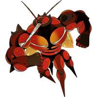 Buzzwole: Bug and Fighting type