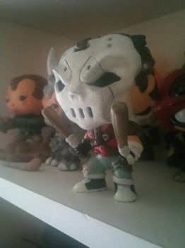 Casey Jones funko by Dee9922