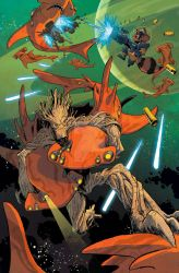 preview image from groot #1 by BrianKesinger