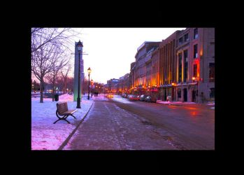 Rue Montreal by NeijaZeugme