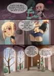 2 page A-chan adventure by SweetPrank