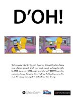 Texting While Driving PSA by Whatsome