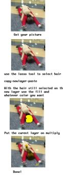 Change someone's hair in CS by yrp