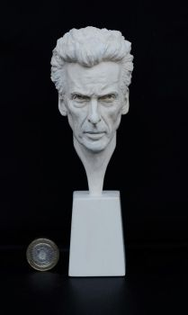 Doctor Who - Peter Capaldi by SMansfield