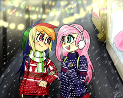 christmas eve by SilberSternenlicht
