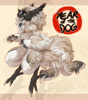 Year Of The Dog (FFA Auction) (CLOSED) by MrGremble